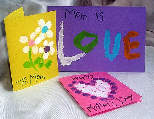 Mother s day crafts deal wise mommy coupons for Mothers day cards from preschoolers