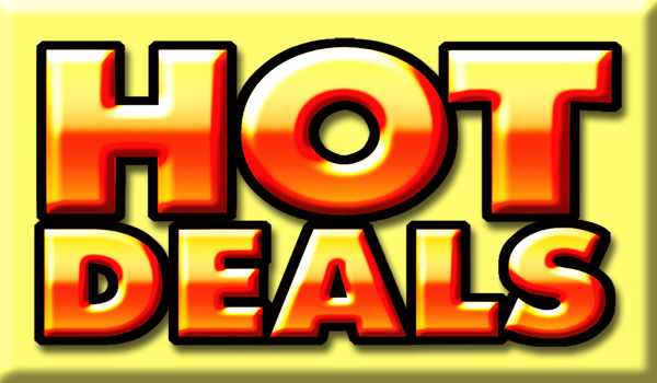 Hot Deals Do Go Fast | Deal Wise Mommy | Coupons | Giveaways ...