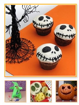 Free Disney's Nightmare Before Christmas Crafts & Treats | Deal ...
