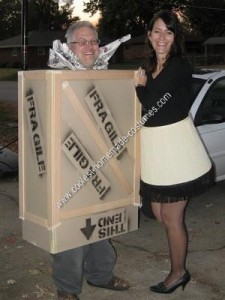 Image Credit Collest Homemade Costumes. A Christmas Story!  sc 1 st  Deal Wise Mommy & Halloween Costume Ideas (Homemade) | Deal Wise Mommy | Coupons ...