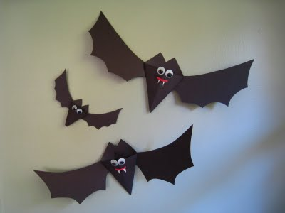 Craft Ideas Bats on Halloween Crafts For All Ages   Deal Wise Mommy   Coupons   Giveaways