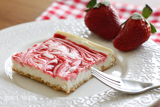 Strawberry Swirl Cheesecake | Deal Wise Mommy | Coupons ...
