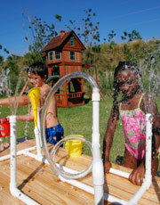Diy Pvc Pipe Water Fun Deal Wise Mommy Coupons Giveaways