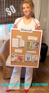 Easy Last Minute Homemade Halloween Costume Ideas   Deal Wise ...
