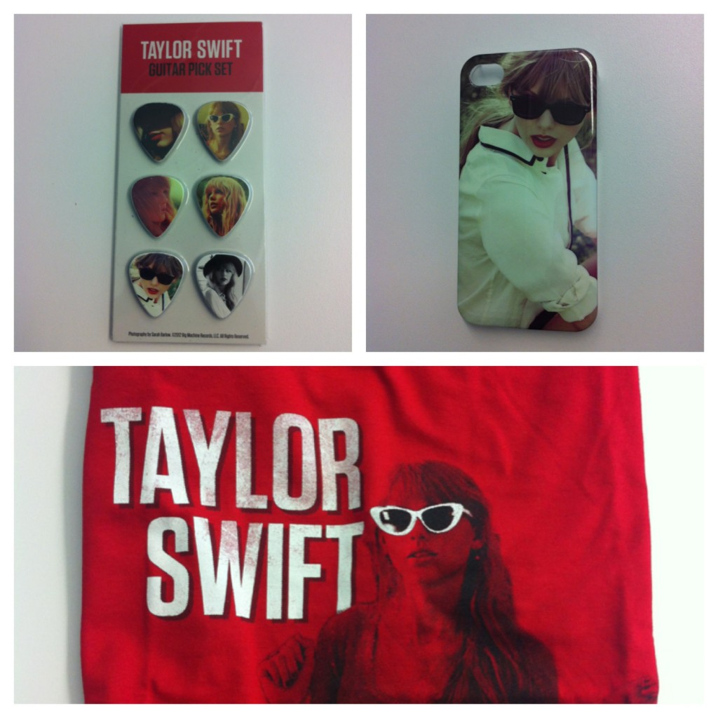Taylor Swift Prize Pack _1B