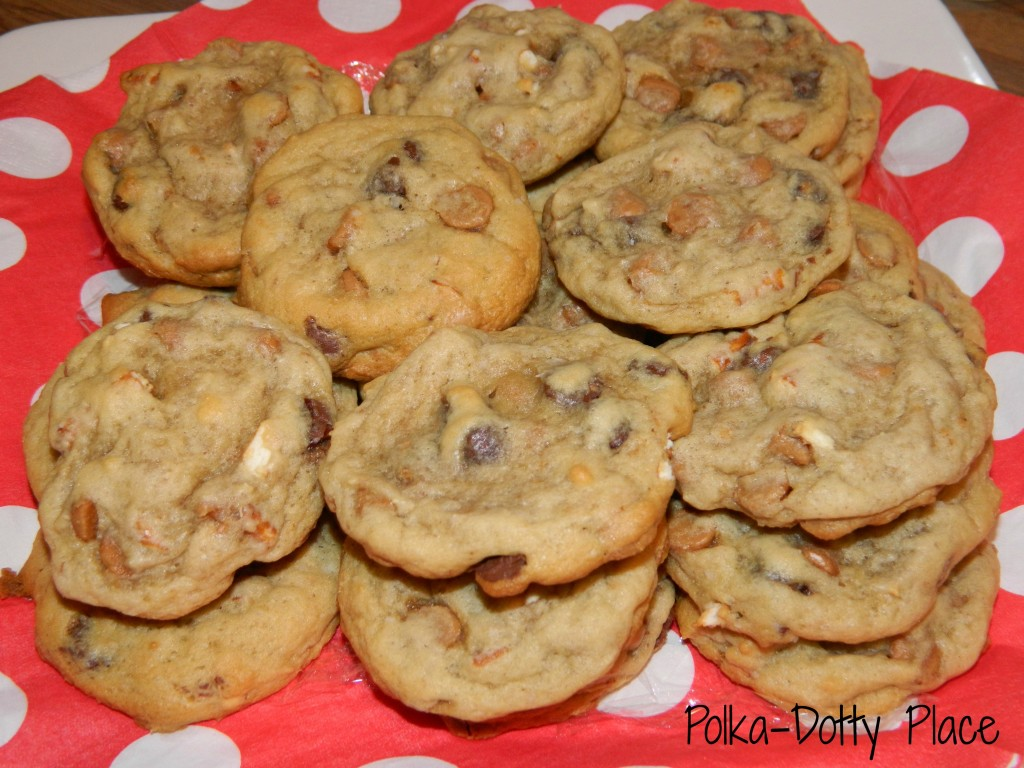 Chippy Cookies finished 2